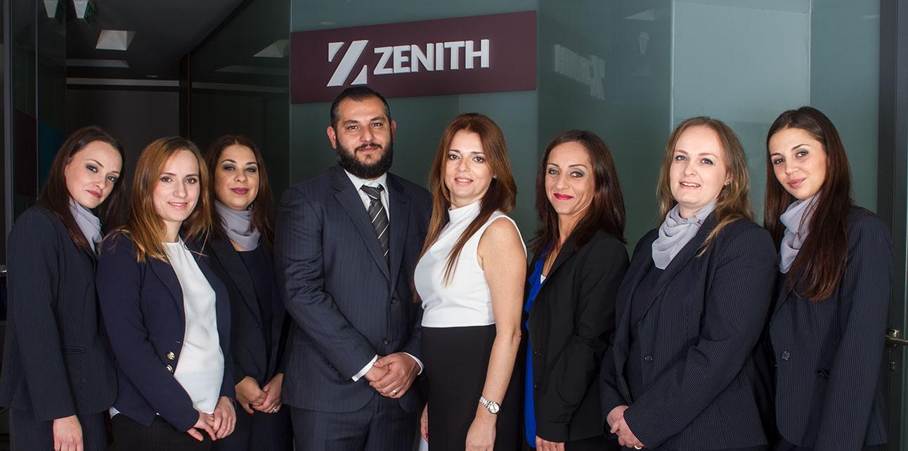 Zenith - Team